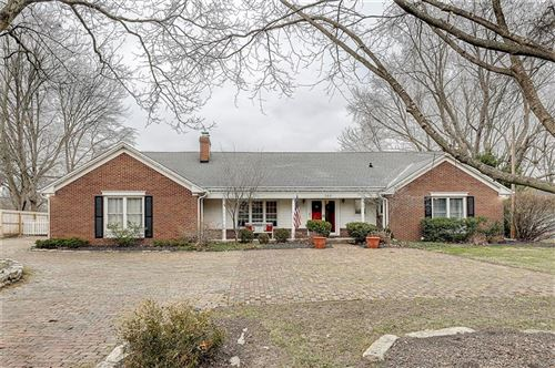 Photo of 560 Wellington Road, Indianapolis, IN 46260 (MLS # 21755702)