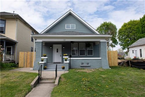 Photo of 1612 Woodlawn Avenue, Indianapolis, IN 46203 (MLS # 21776702)