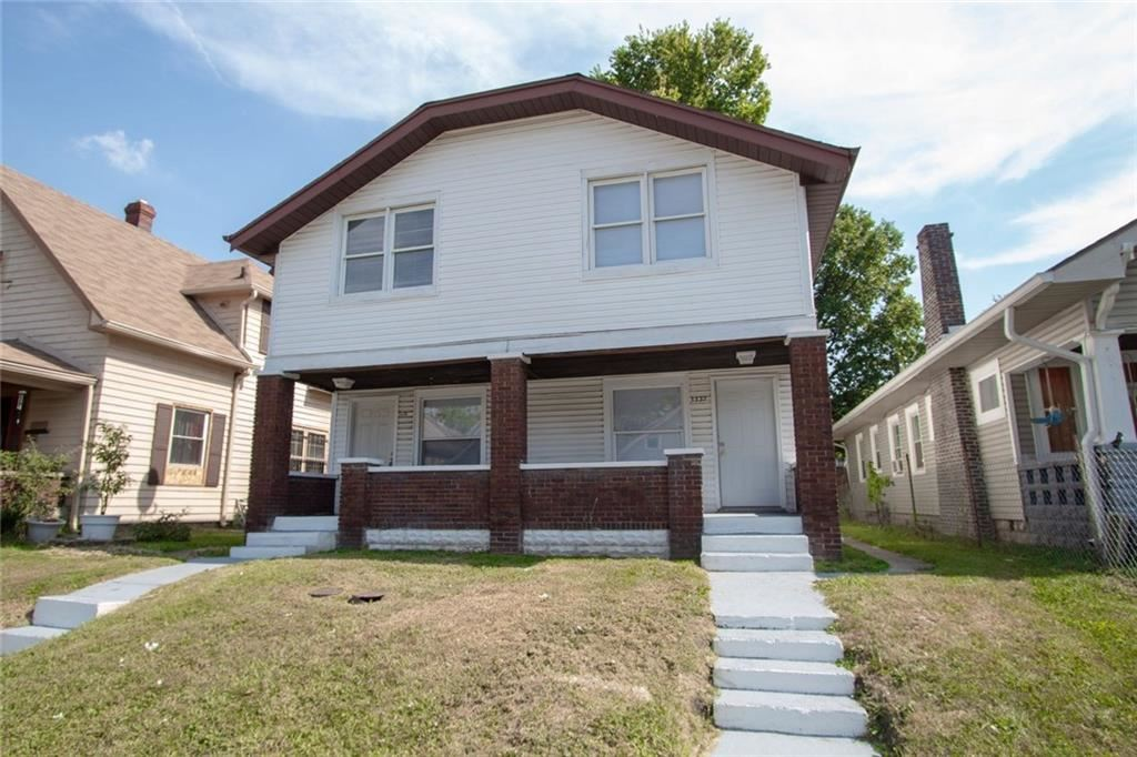1337 North Dearborn Street, Indianapolis, IN 46201 - #: 21718702