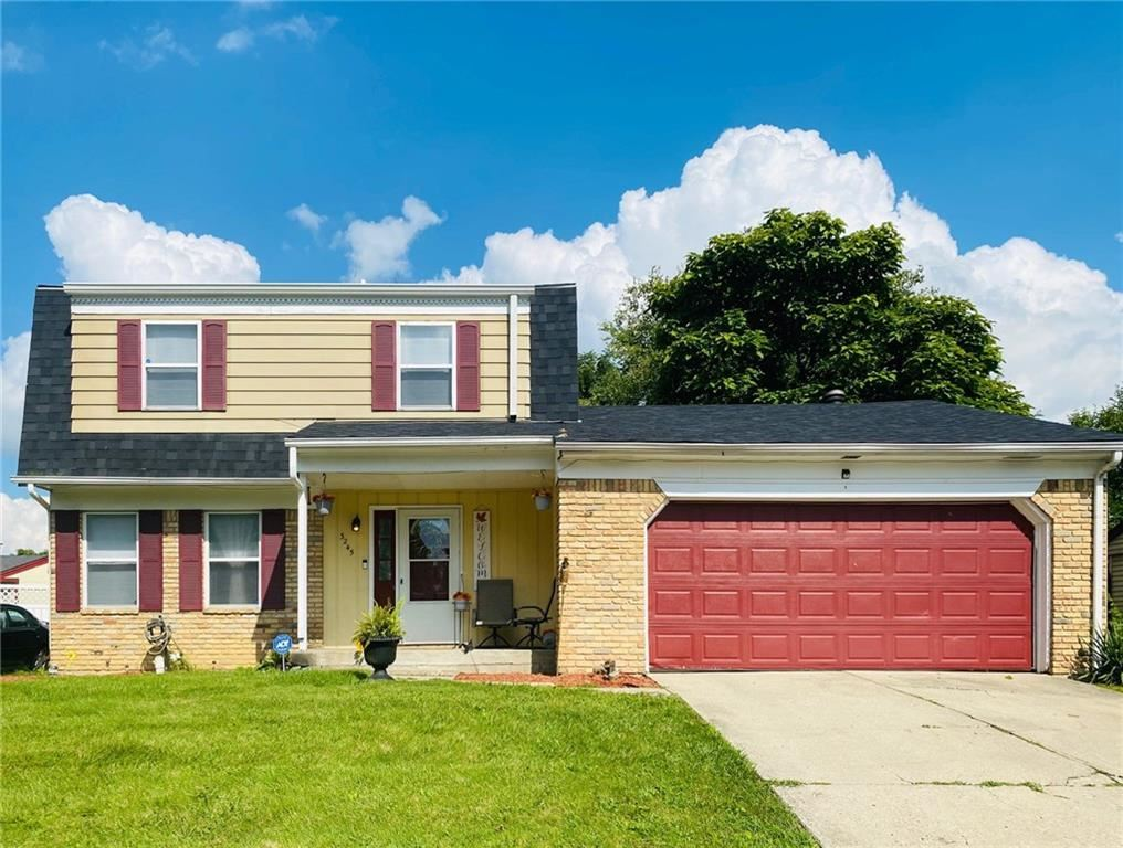 3245 North MILFORD Road, Indianapolis, IN 46235 - #: 21734702