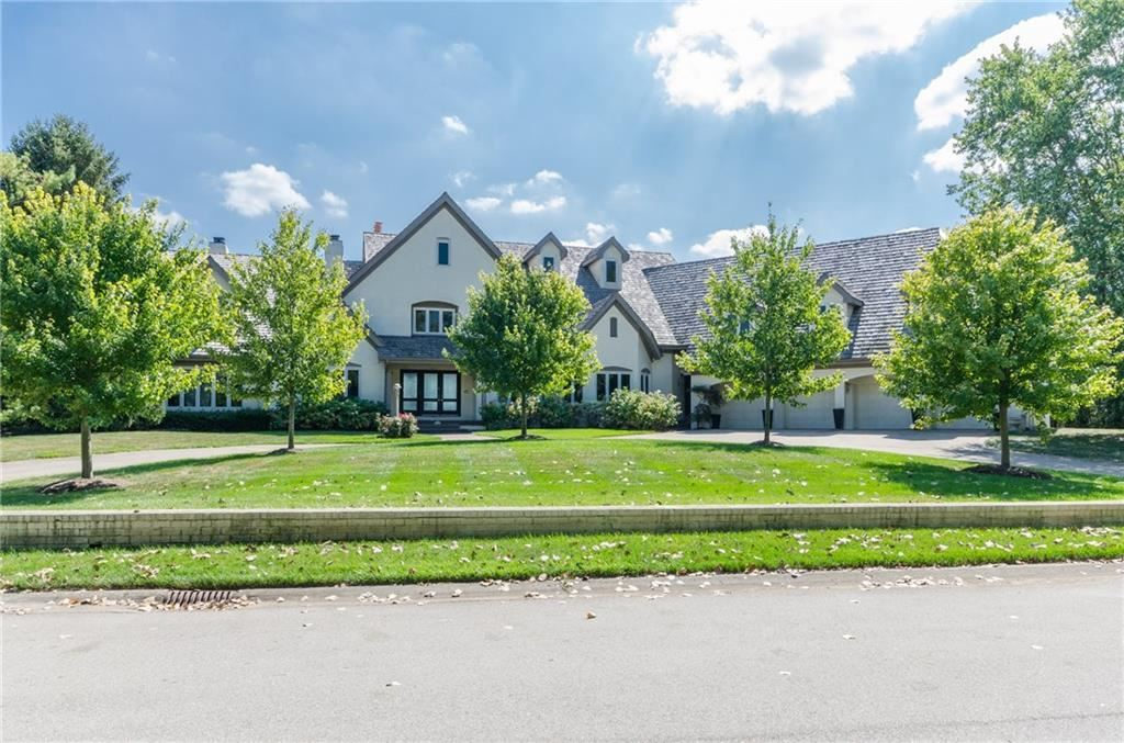 8185 CLEARWATER POINTE, Indianapolis, IN 46240 - #: 21670703