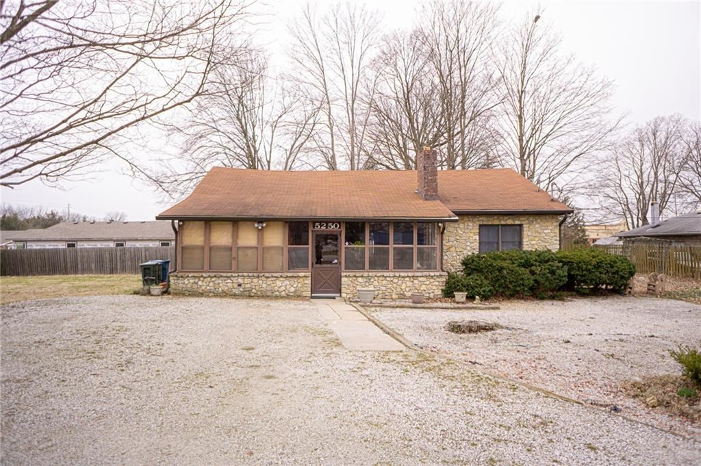 5250 Lafayette Road, Indianapolis, IN 46254 - #: 21699703