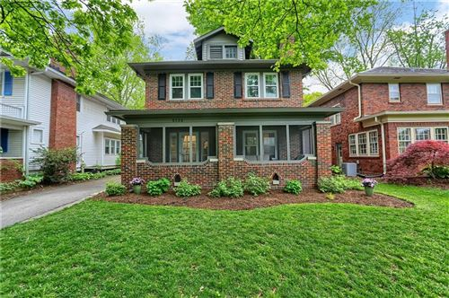 Photo of 5136 North Kenwood Avenue, Indianapolis, IN 46208 (MLS # 21711704)