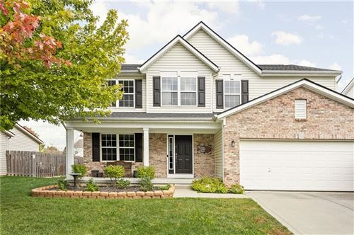 Photo of 12043 Sloane Muse, Fishers, IN 46037 (MLS # 21819704)
