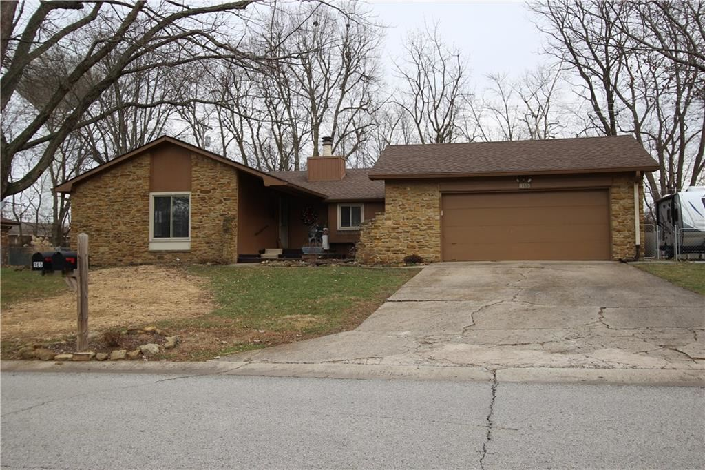165 South Restin Road, Greenwood, IN 46142 - #: 21685704