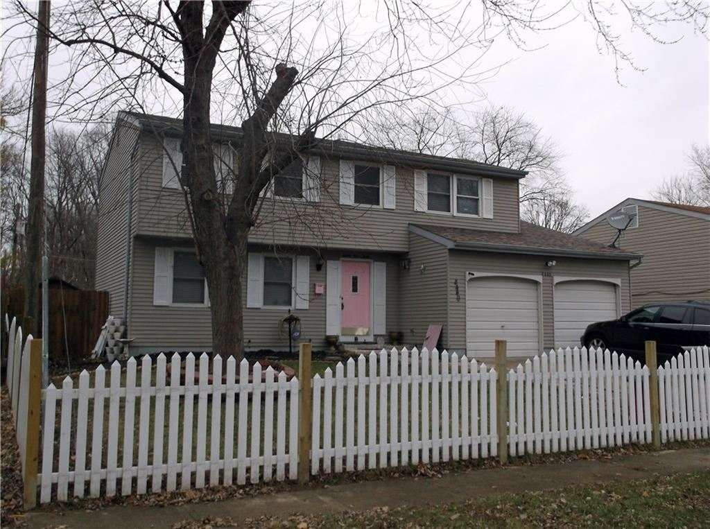 8440 East 34th Place, Indianapolis, IN 46226 - #: 21686704