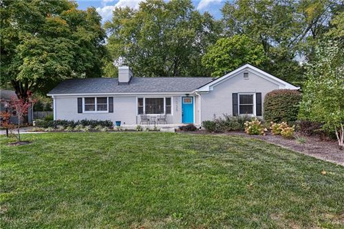 Photo of 8528 North College Avenue, Indianapolis, IN 46240 (MLS # 21754705)
