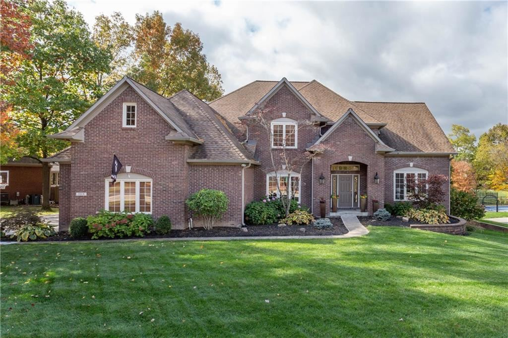 8914 Bay Breeze Lane, Indianapolis, IN 46236 - #: 21679705