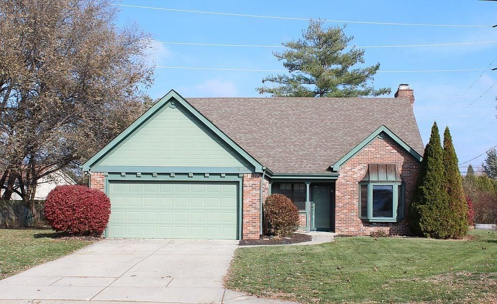 8198 Wade Hill Court, Indianapolis, IN 46256 - #: 21681705