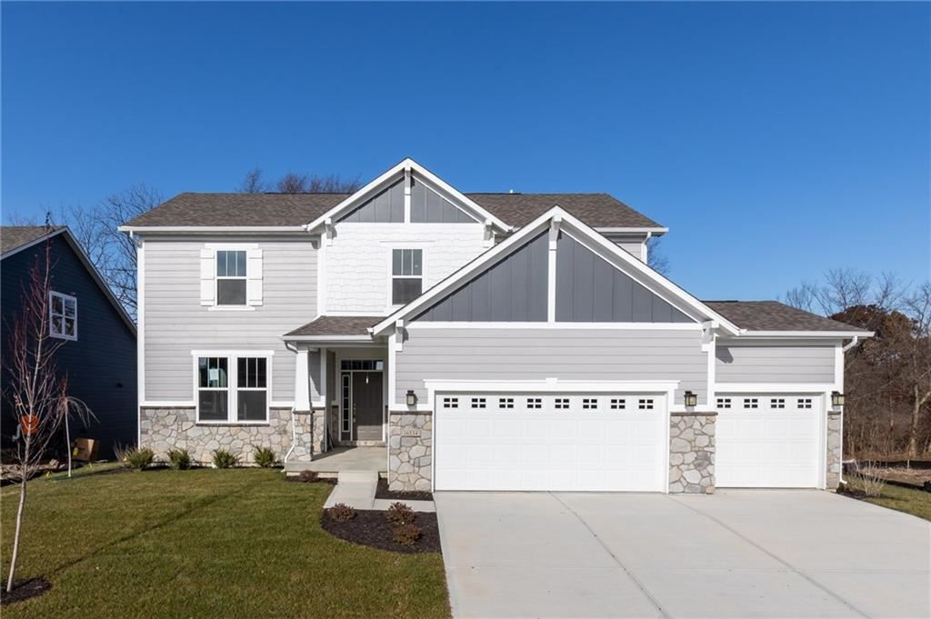 16534 Stableview Drive, Fortville, IN 46040 - #: 21627706