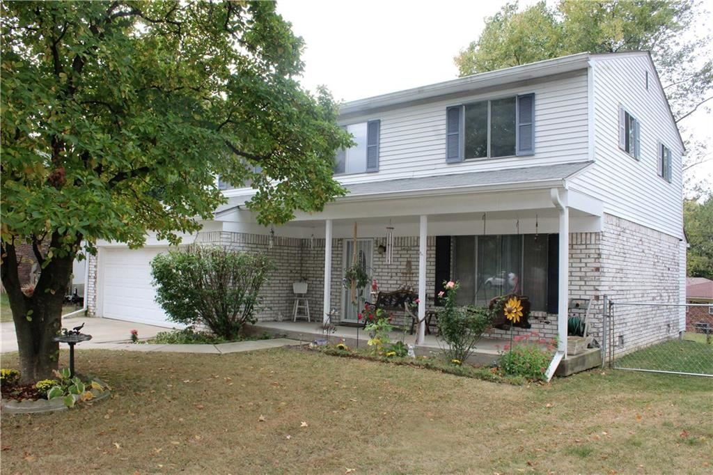 5550 Yeager Court, Indianapolis, IN 46237 - #: 21742706