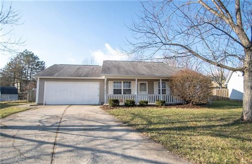 Photo of 3242 North MAUMEE Court, Indianapolis, IN 46235 (MLS # 21688708)
