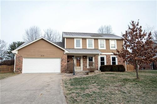 Photo of 608 White Pine Drive, Noblesville, IN 46062 (MLS # 21690708)