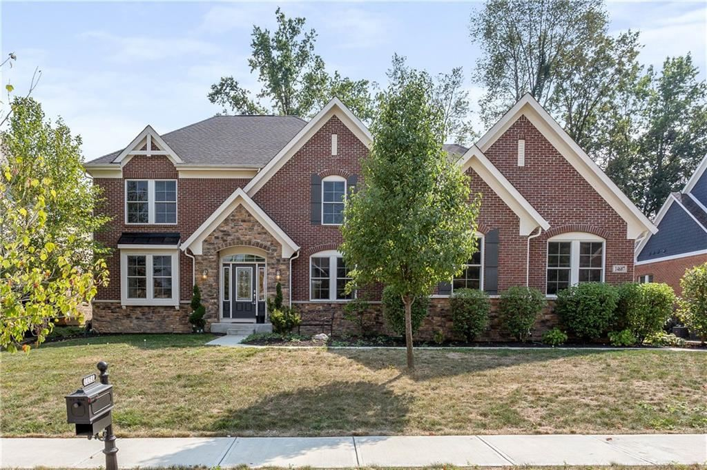 14687 Whispering Breeze Drive, Fishers, IN 46037 - #: 21668709