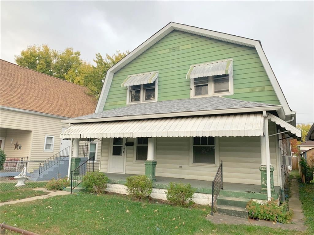 1324 Shepard Street, Indianapolis, IN 46221 - #: 21679709