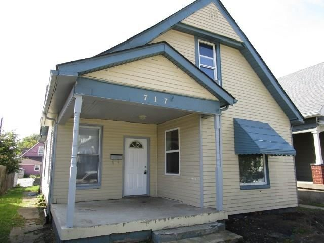 717 Cottage Avenue, Indianapolis, IN 46203 - #: 21740709