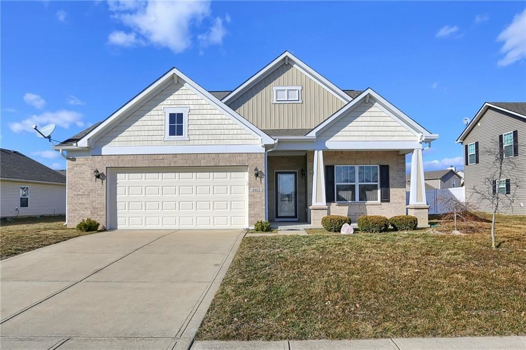 8412 CHELONE Drive, Plainfield, IN 46168 - #: 21768710