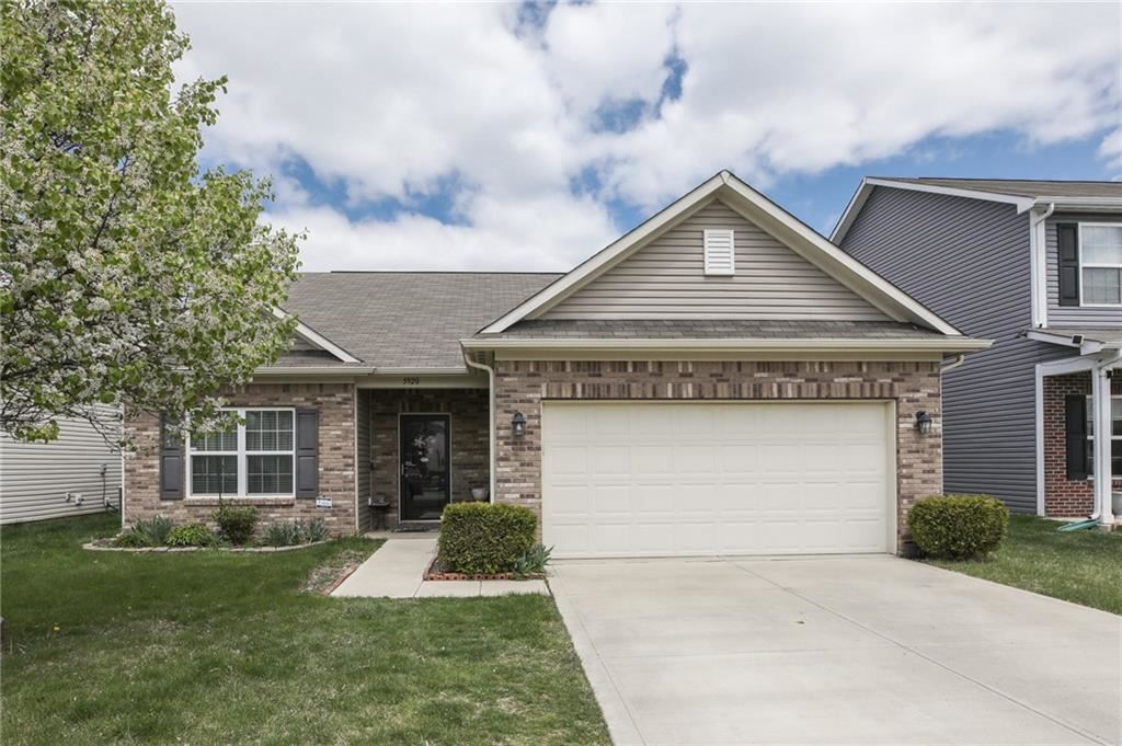 5920 Edelle Drive, Indianapolis, IN 46237 - MLS#: 21780710