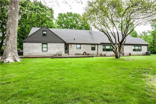 Photo of 7201 North ILLINOIS Street, Indianapolis, IN 46260 (MLS # 21714711)