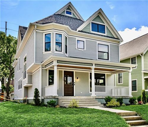 Photo of 1909 North New Jersey Street, Indianapolis, IN 46202 (MLS # 21699712)