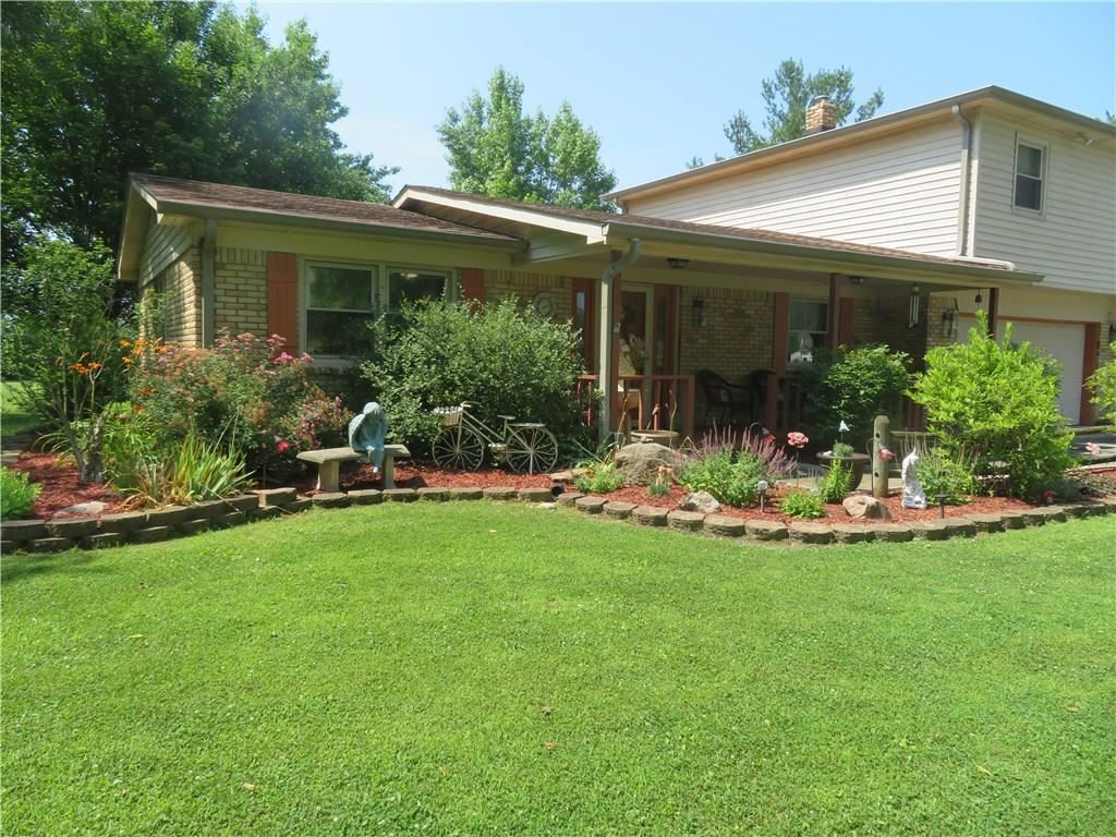 Photo of 3611 East County Road 600S S, Clayton, IN 46118 (MLS # 21721712)