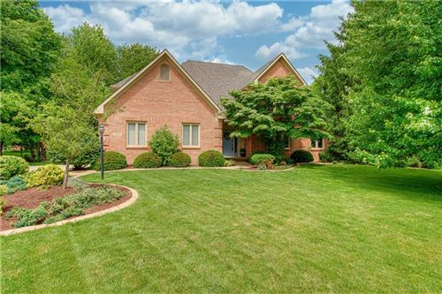 Photo of 12223 Pentwater Court, Indianapolis, IN 46236 (MLS # 21714713)