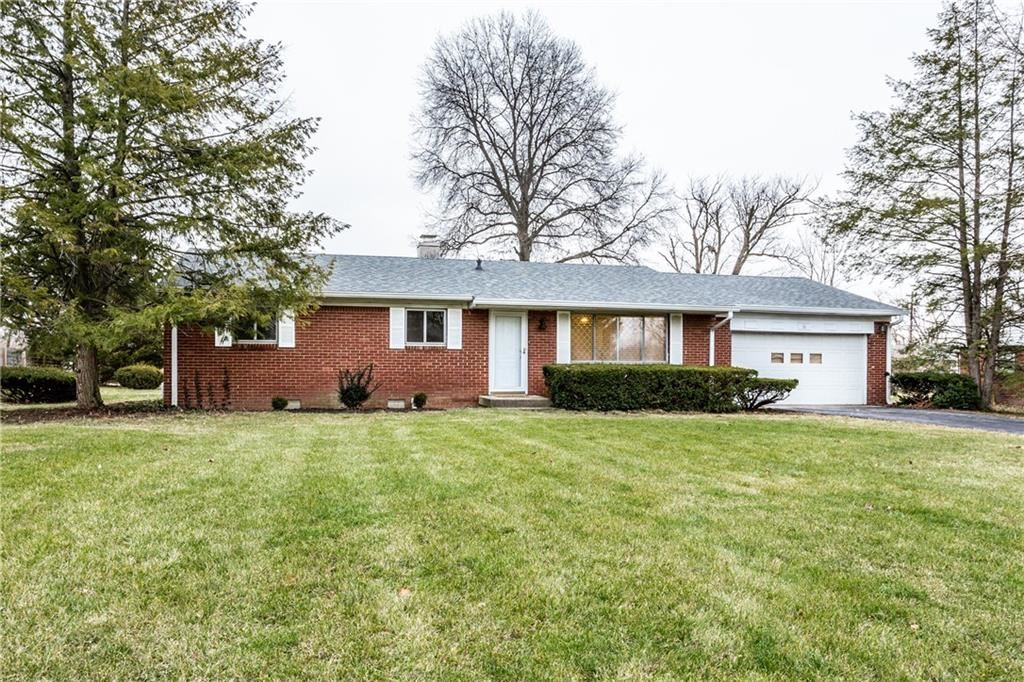 6003 Pine Hill Drive, Indianapolis, IN 46235 - #: 21759714