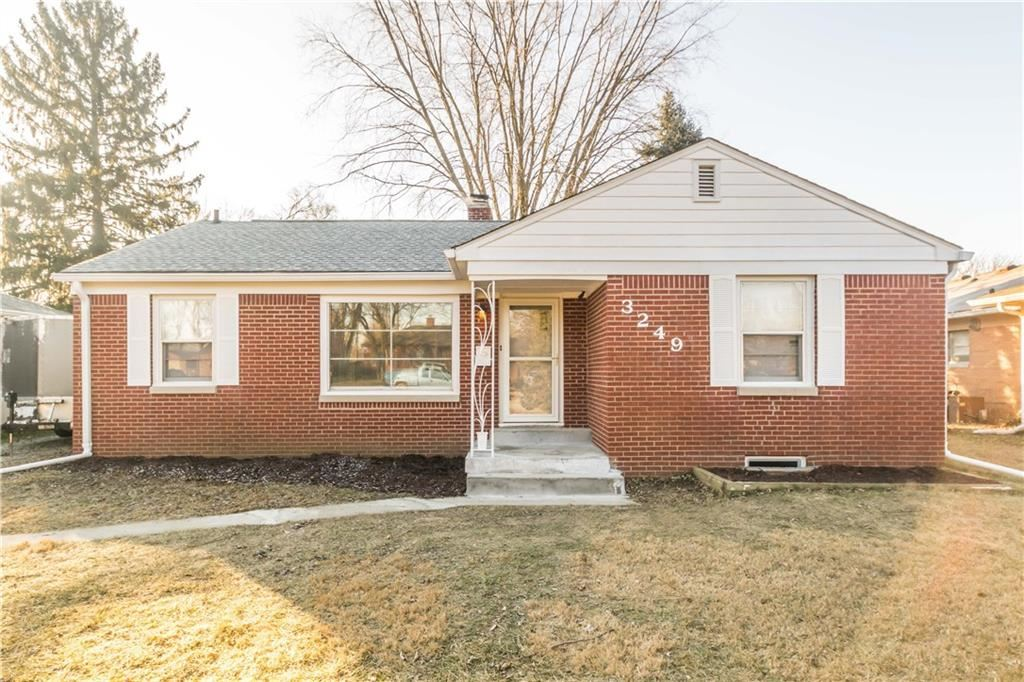 3249 West 29th Street, Indianapolis, IN 46222 - #: 21759715