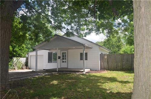 Photo of 2637 South Randolph Drive, Indianapolis, IN 46203 (MLS # 21720716)