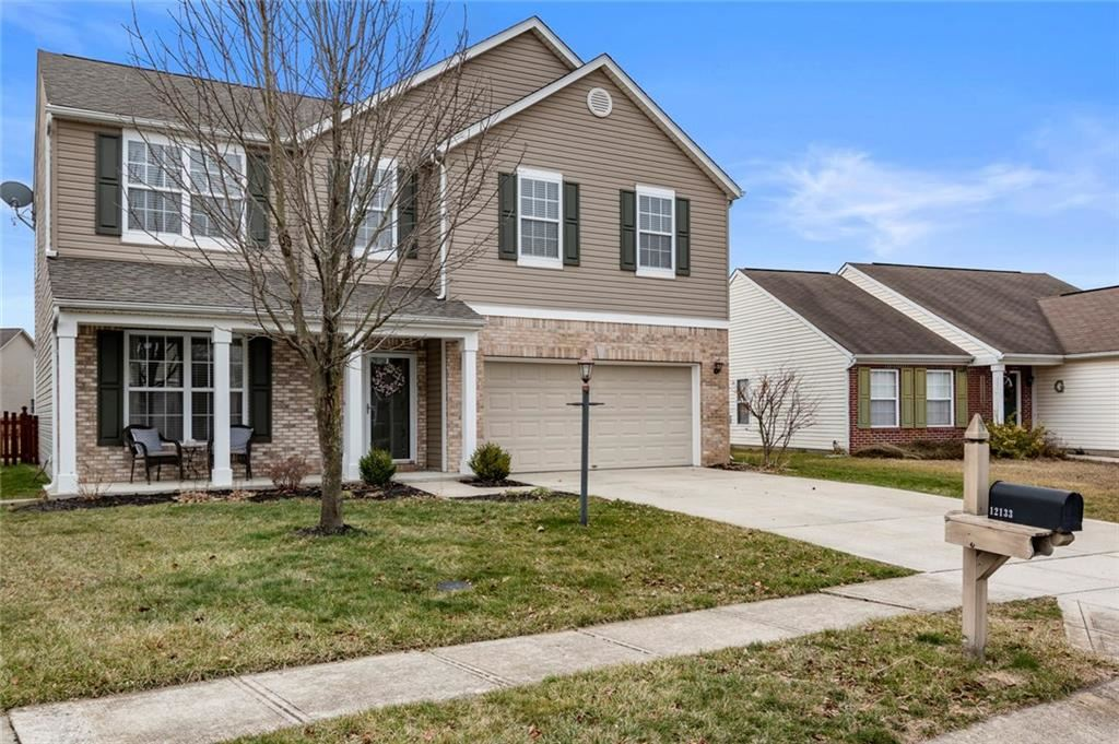 Photo of 12133 Carriage Stone Drive, Fishers, IN 46037 (MLS # 21692718)