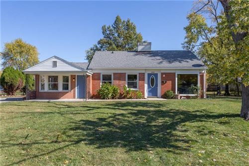 Photo of 1711 ALICE JEANNE Court, Indianapolis, IN 46219 (MLS # 21748719)