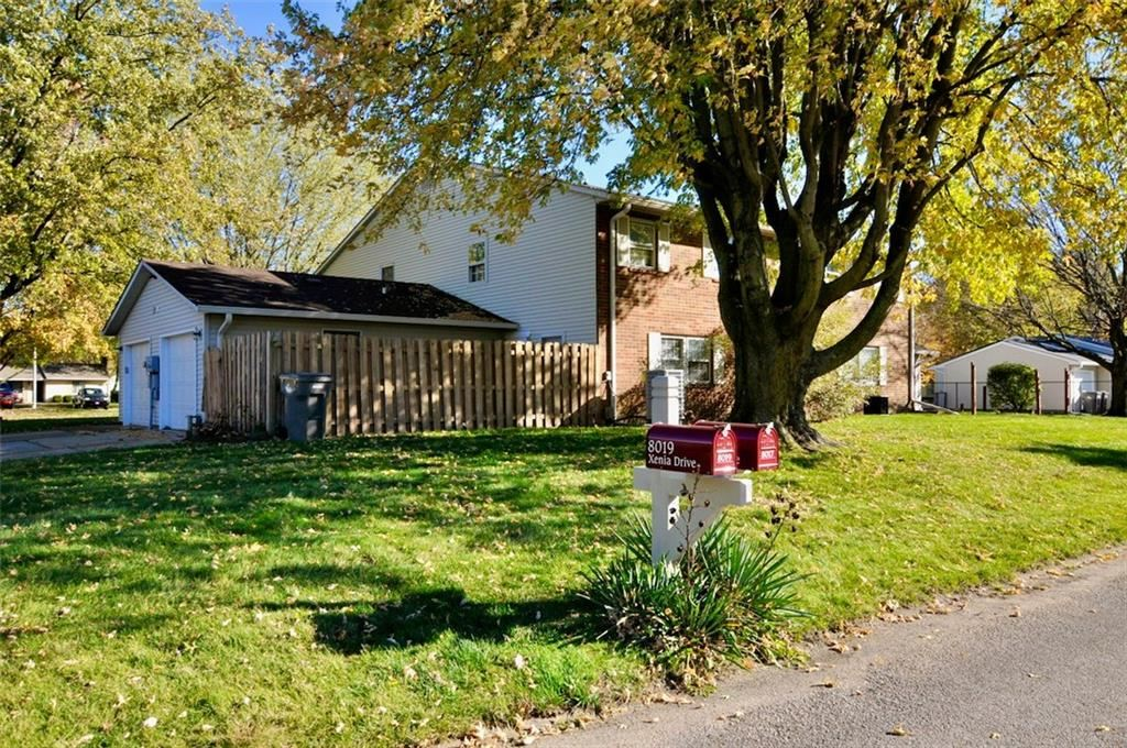 8017 Xenia Drive, Indianapolis, IN 46227 - #: 21737719