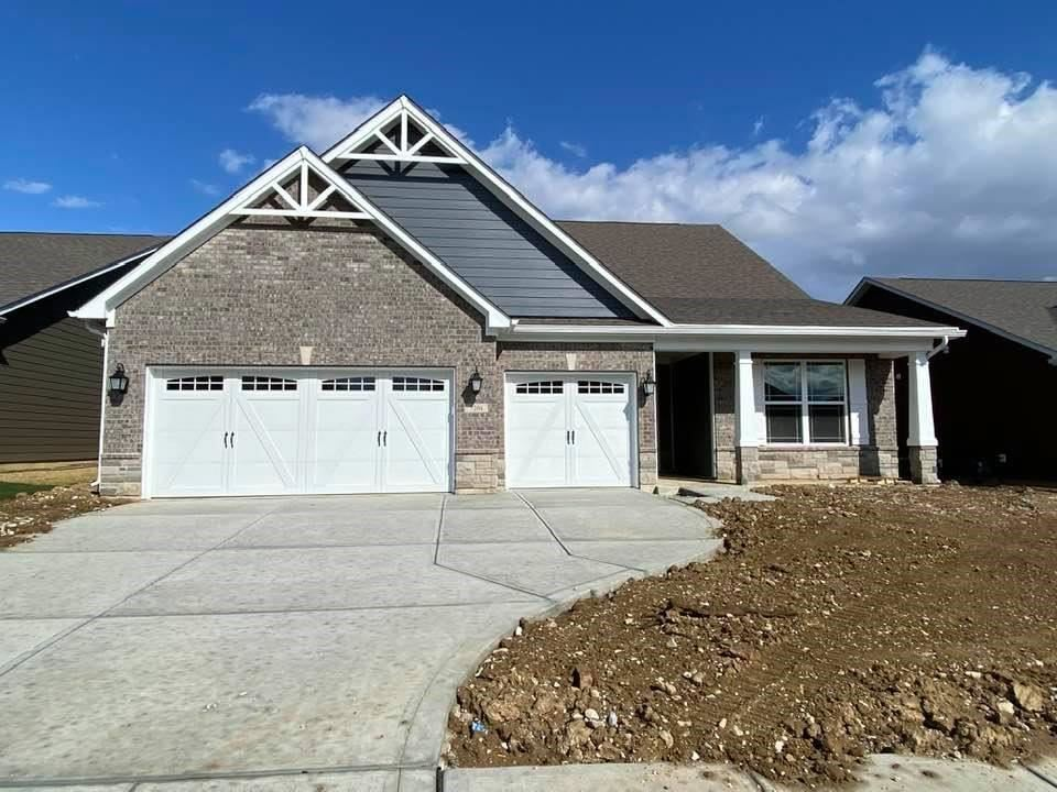 Photo of 7201 Wooden Grange Drive, Indianapolis, IN 46259 (MLS # 21743719)