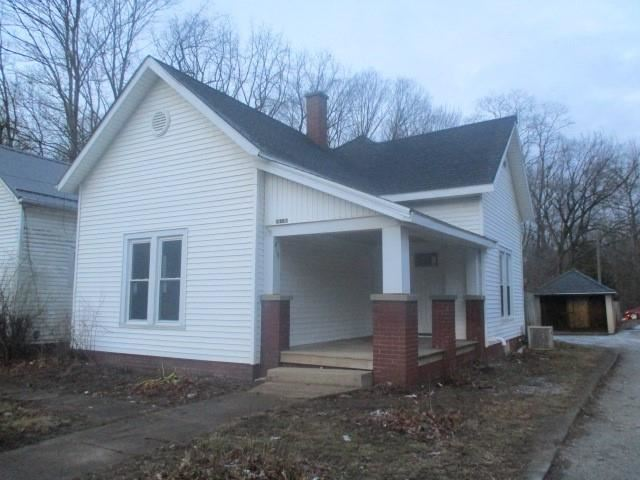 819 South Grant Avenue, Crawfordsville, IN 47933 - #: 21760719