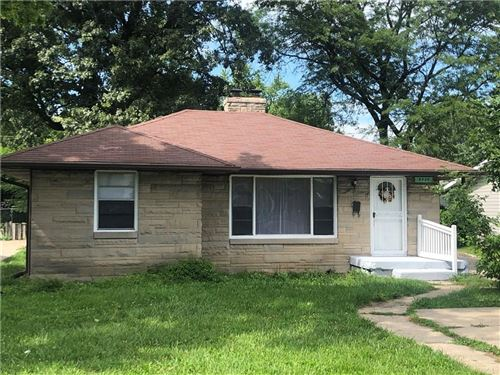 Photo of 5454 East 16TH Street, Indianapolis, IN 46218 (MLS # 21716720)