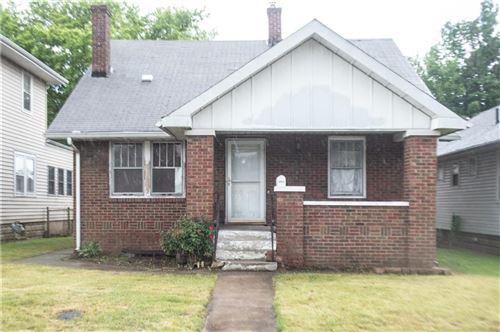 Photo of 2317 Jackson Street, Anderson, IN 46016 (MLS # 21790720)