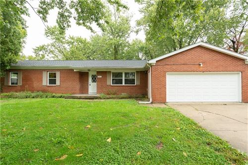 Photo of 1507 Bailey Drive, Indianapolis, IN 46241 (MLS # 21819720)