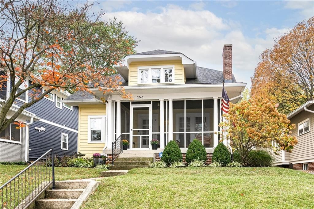 5248 Broadway Street, Indianapolis, IN 46220 - #: 21748720