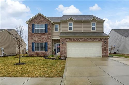 Photo of 3419 Stoddard Place, Indianapolis, IN 46217 (MLS # 21696721)