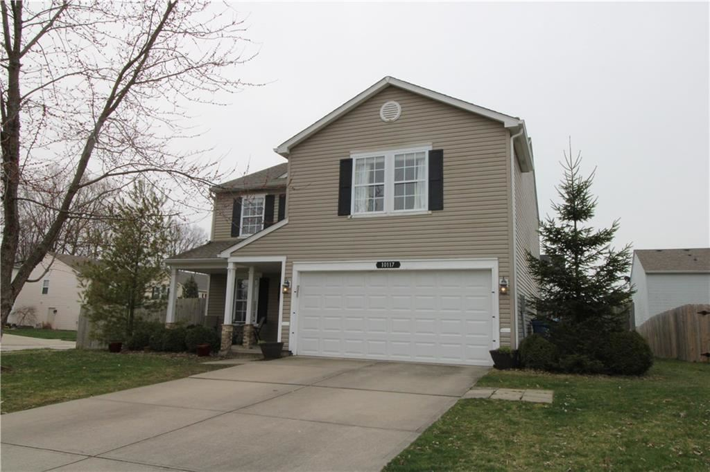 Photo of 10117 Boysenberry Drive, Fishers, IN 46038 (MLS # 21701721)