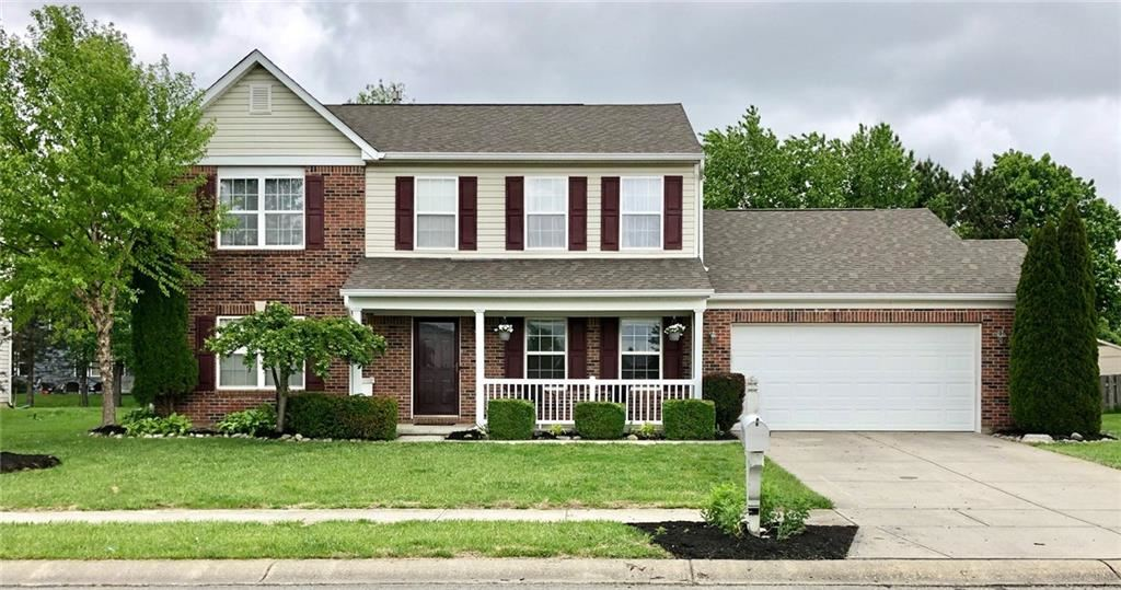 10434 Ringtail Place, Fishers, IN 46038 - #: 21710721
