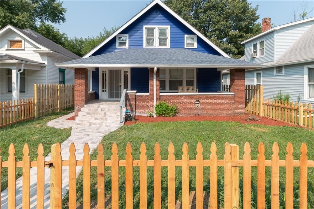 1336 North DEARBORN Street, Indianapolis, IN 46201 - #: 21731721