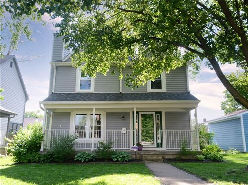 Photo of 2624 North New Jersey Street, Indianapolis, IN 46205 (MLS # 21714722)