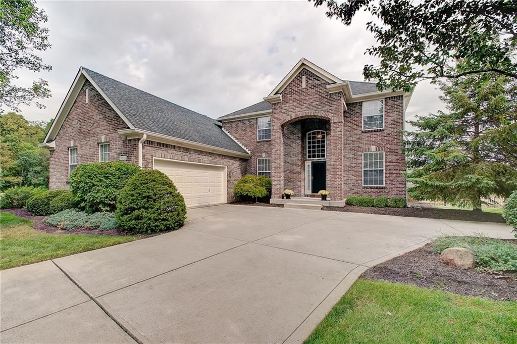 14007 Staghorn Court, Carmel, IN 46033 - #: 21739722