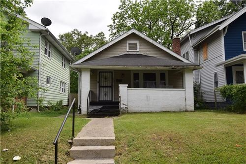 Photo of 951 West 33rd Street, Indianapolis, IN 46208 (MLS # 21787723)