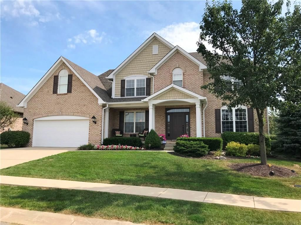 7347 Highpoint Circle, Indianapolis, IN 46259 - #: 21684724