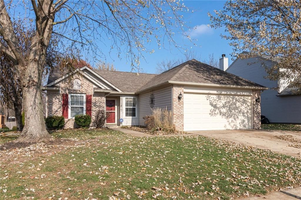 6430 BROOKS BEND Boulevard, Indianapolis, IN 46237 - #: 21681725