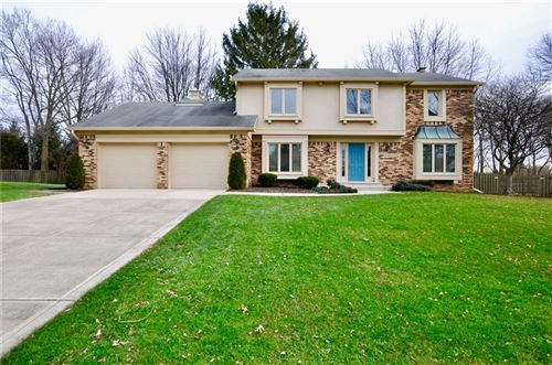 Photo of 5041 T. C. Steele Lane, Carmel, IN 46033 (MLS # 21688726)