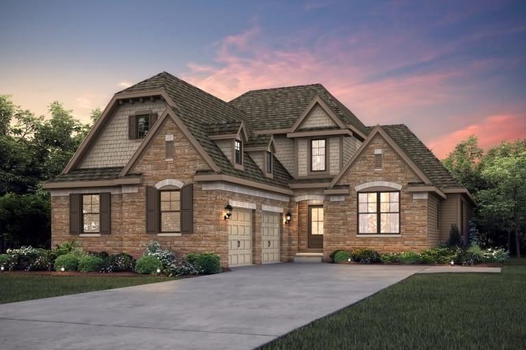 435 Heritage Terrace Lane, Carmel, IN 46032 - #: 21687726