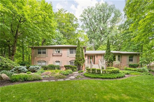 Photo of 8187 North MERIDIAN Street, Indianapolis, IN 46260 (MLS # 21788727)